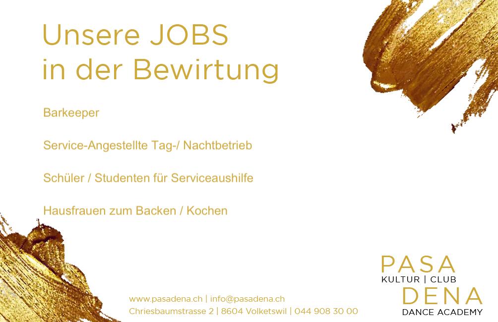 Pasadena Jobs