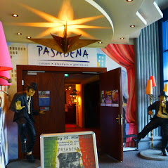 Eingang Pasadena