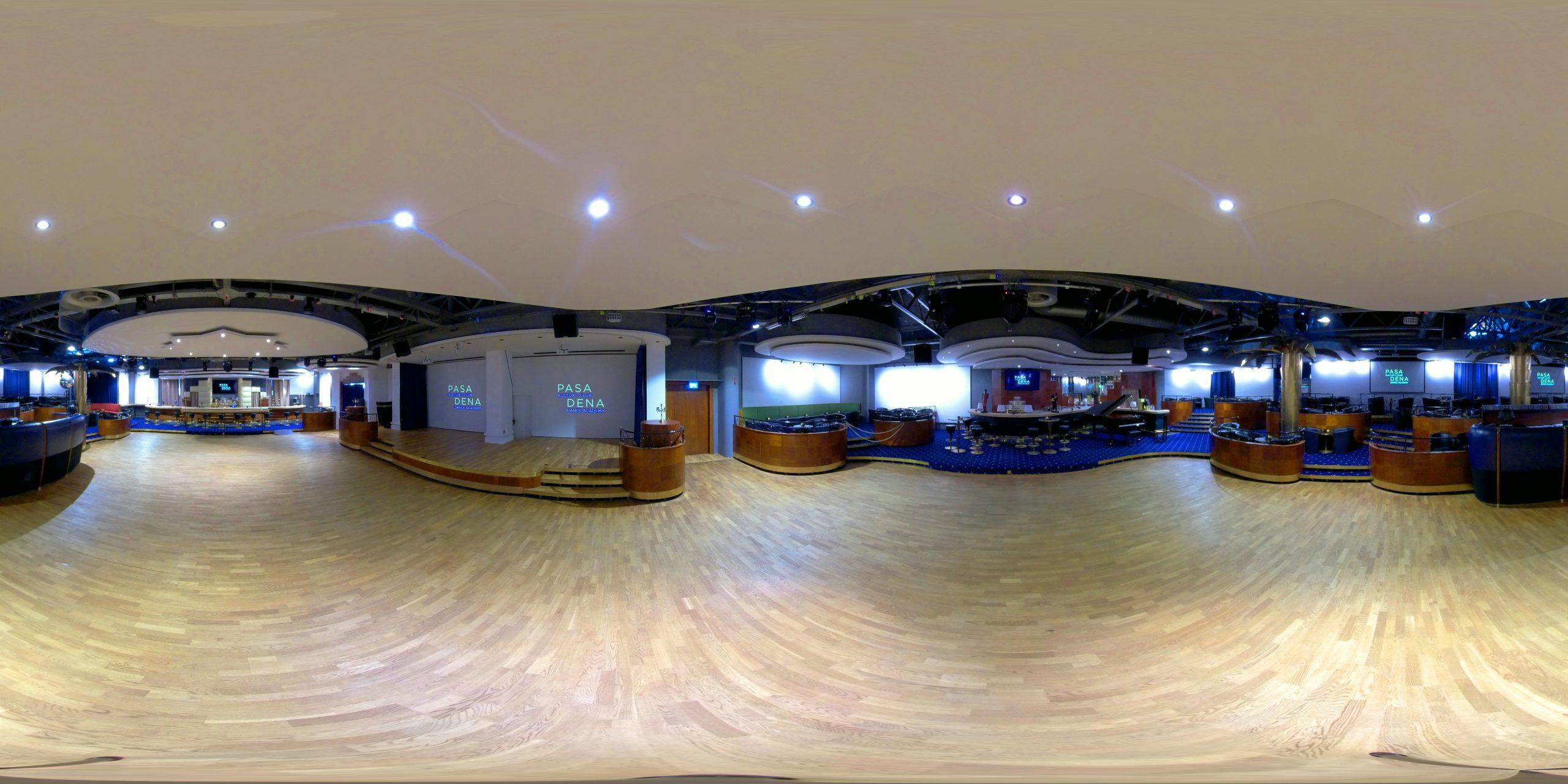 Pasadena Grande Salle